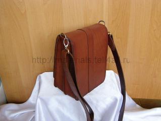 Ремень на сумку через плечо своими руками 13