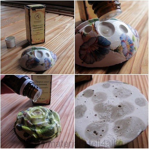 арома-камни