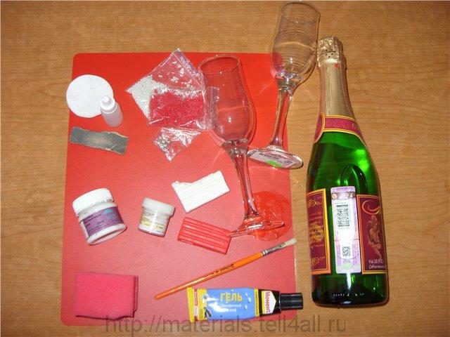 Для защиты стола я использую тонкую... бисер белого цвета. бусины перламутровые серебро. ватный диск. спирт...