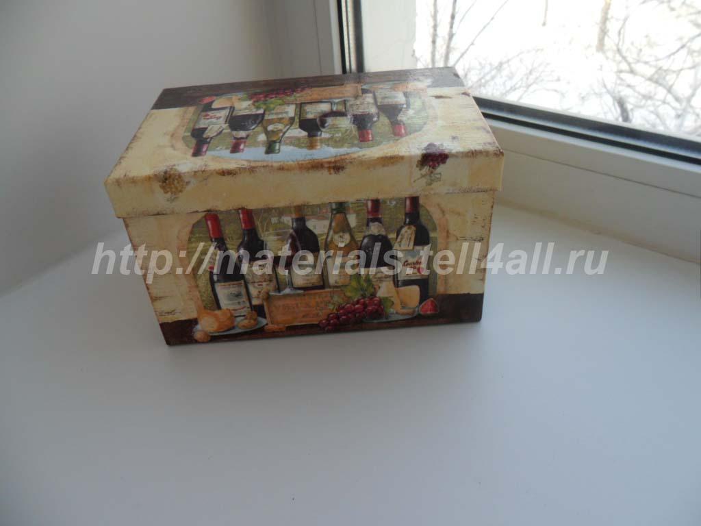 Красивые коробочки для интерьера