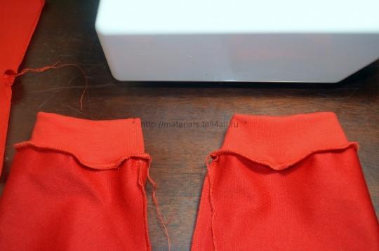 костюм для девочки мастер-класс 9