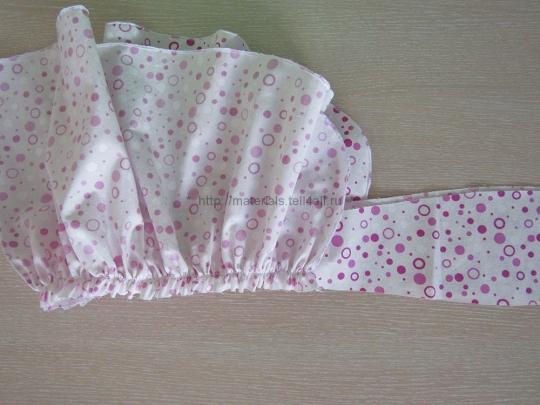 костюм для девочки 11