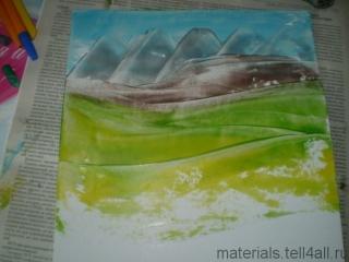 Мастер-класс: рисуем утюгом, Шкатулка