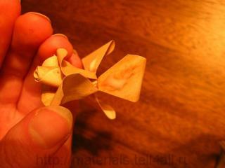 розы из бумаги мастер-класс