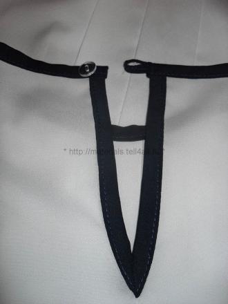 блузка своими руками