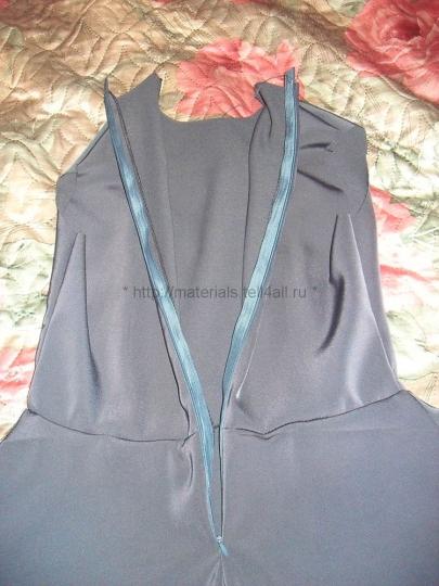 пошив школьного платья