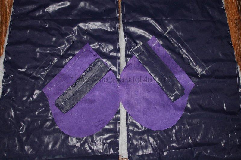 Карманы для курток своими руками 44