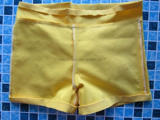 юбка-шорты 12