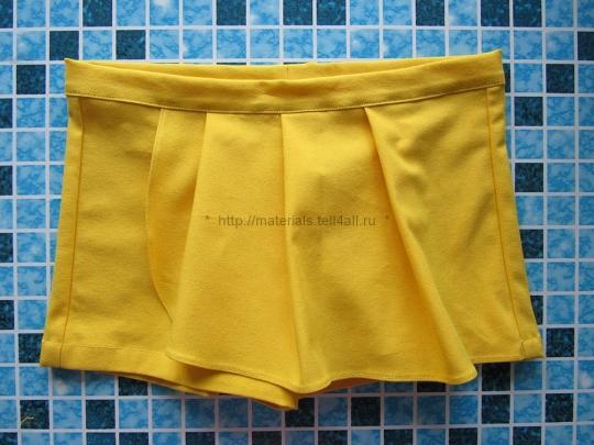 юбка-шорты 14