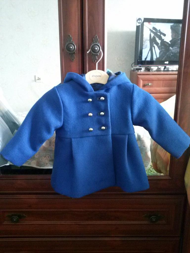 Детского пальто своими руками 689
