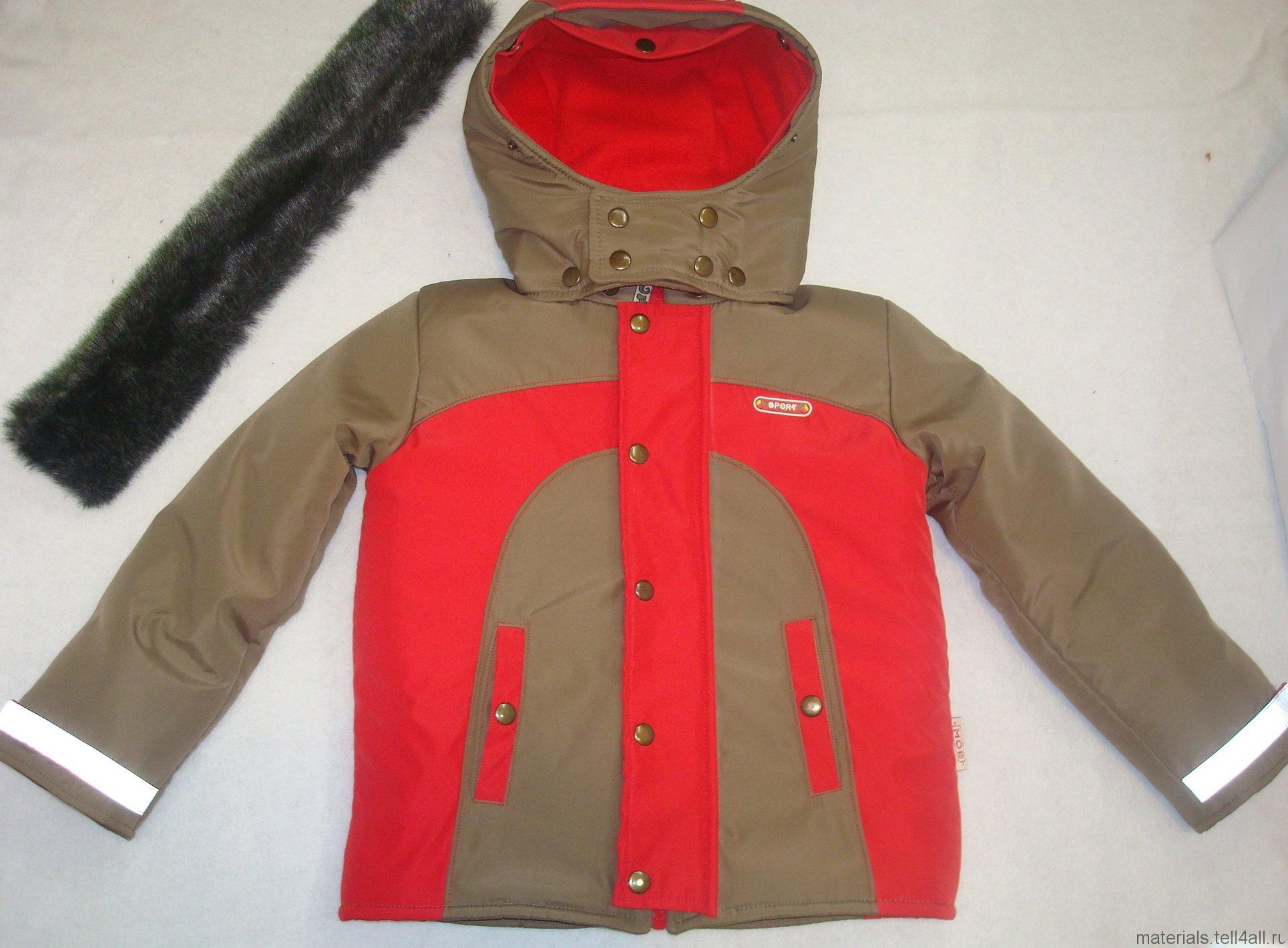 Из чего сшить зимнюю куртку 31