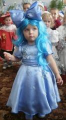 платье для девочки Мальвина