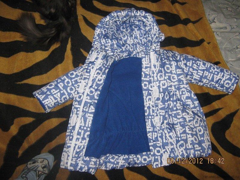 Для курток выкройки зимних девочек
