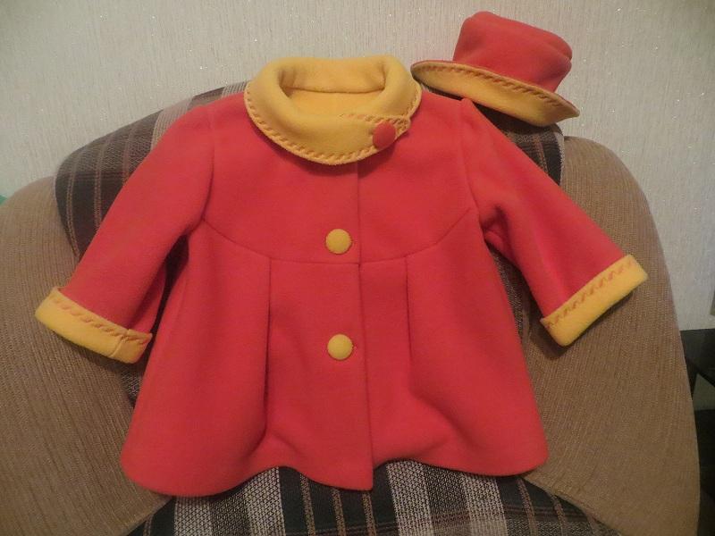 Детское пальто сшить 29