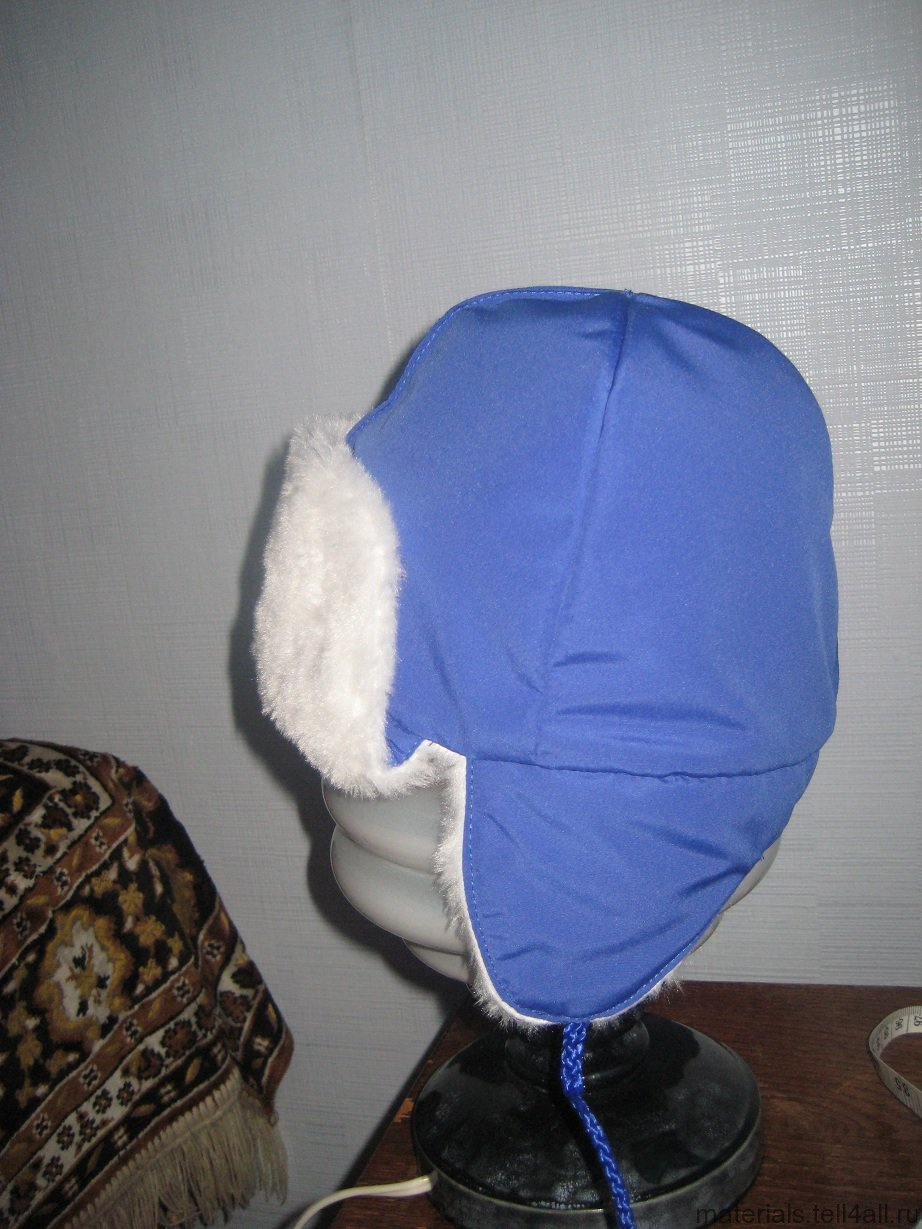 Как сшить шапку-ушанку мальчику фото 250