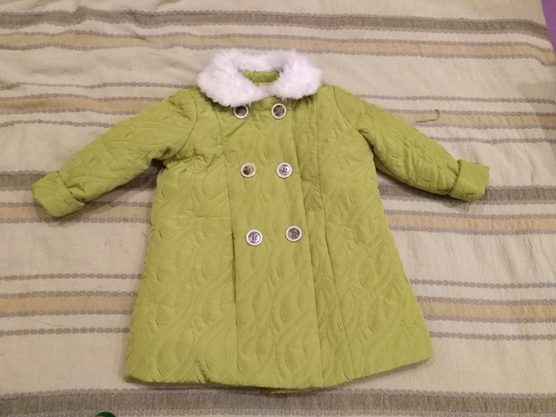 Выкройка пальто для девочки рост 116 фото 792