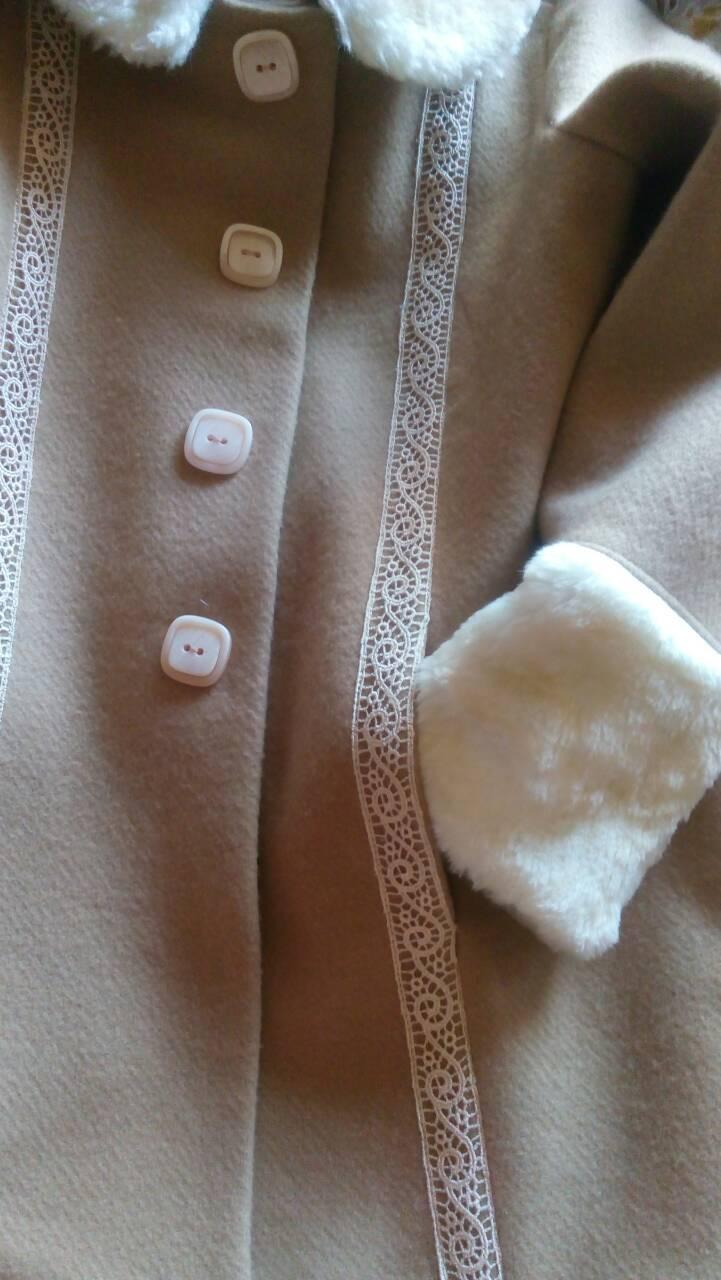 Выкройка пальто для девочки рост 116 фото 88