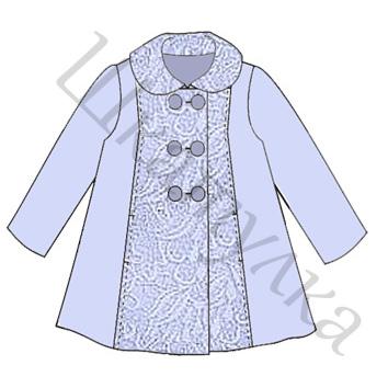 детские платья выкройки