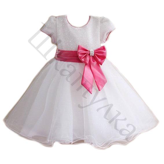 Сшить девочке нарядное платье с выкройкой