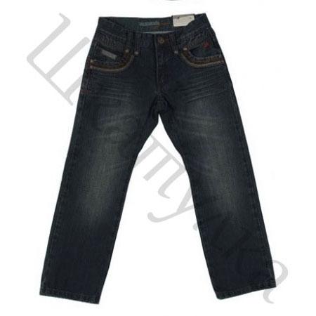 Выкройка детских джинсов