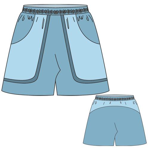 Готовая выкройка мужские брюки на резинке