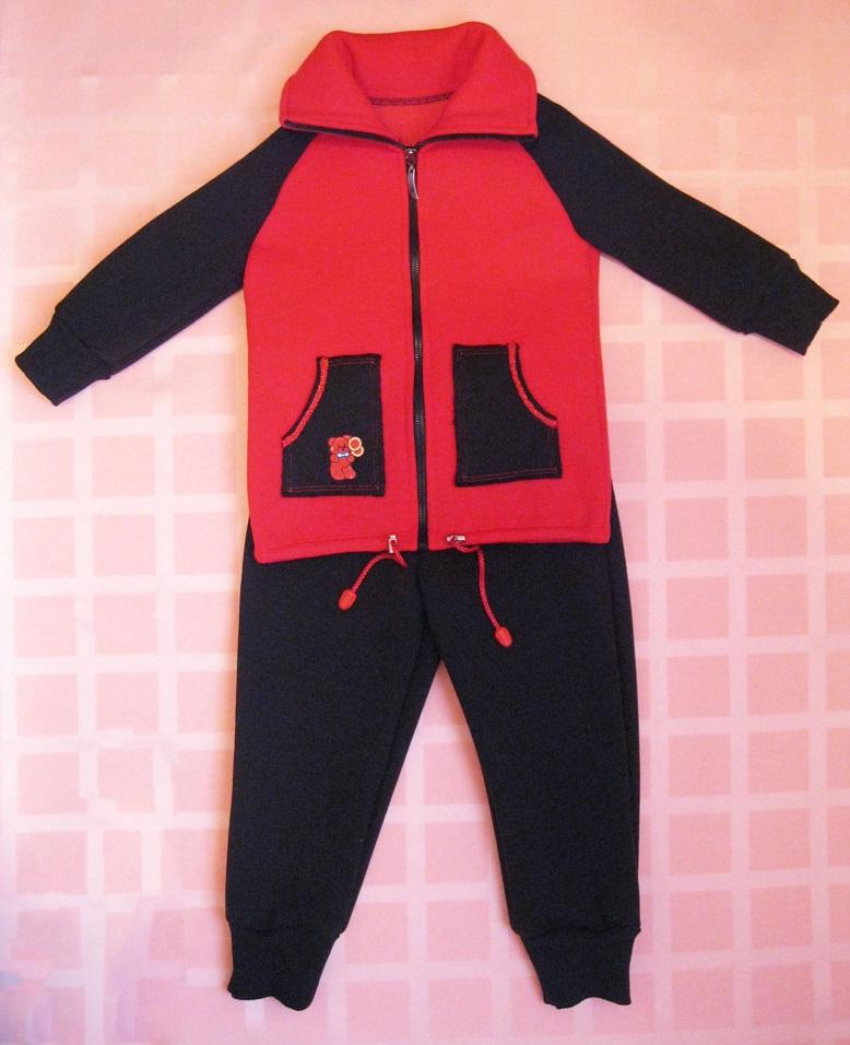 031aa040c98 Мастер-класс  шьем детский спортивный костюм (толстовка)