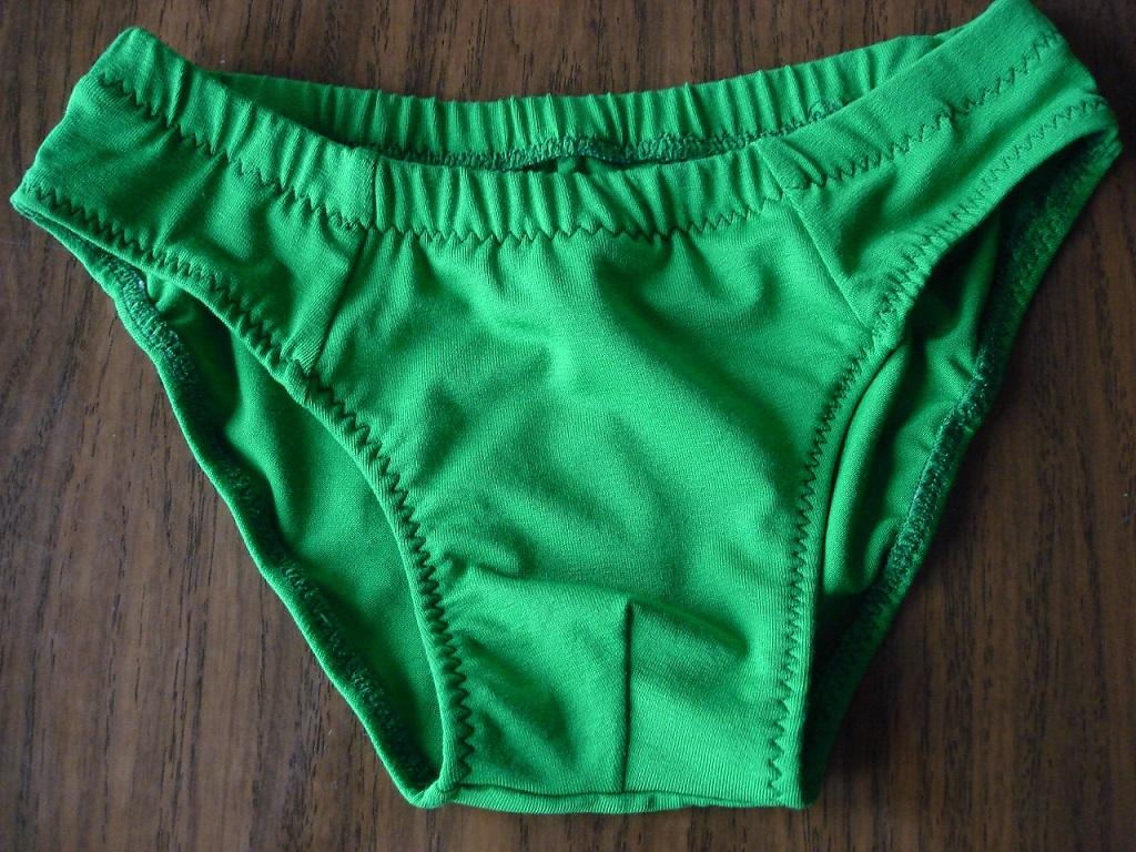 Фото зеленых трусиков фото 207-192