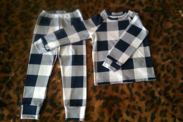 пижама для сына