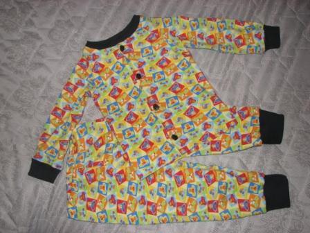 Пижамка малышу