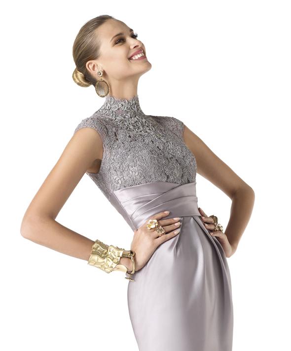 Моделирование нижней части платья из атласа