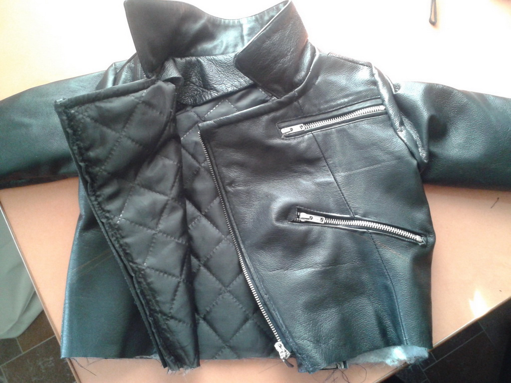 Куртка косуха своими руками 97