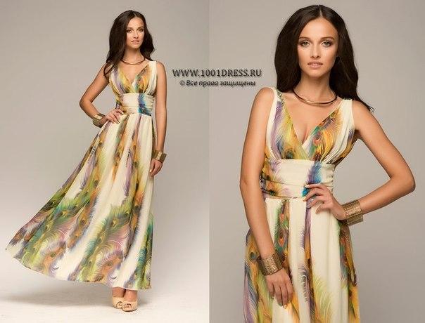 Ткань-купон платья фото
