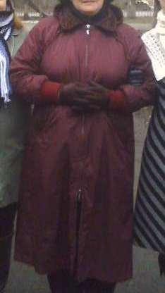 Женское удлинненое пальто