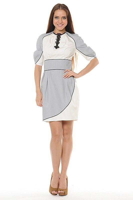 Моделирование платья покроя-реглан