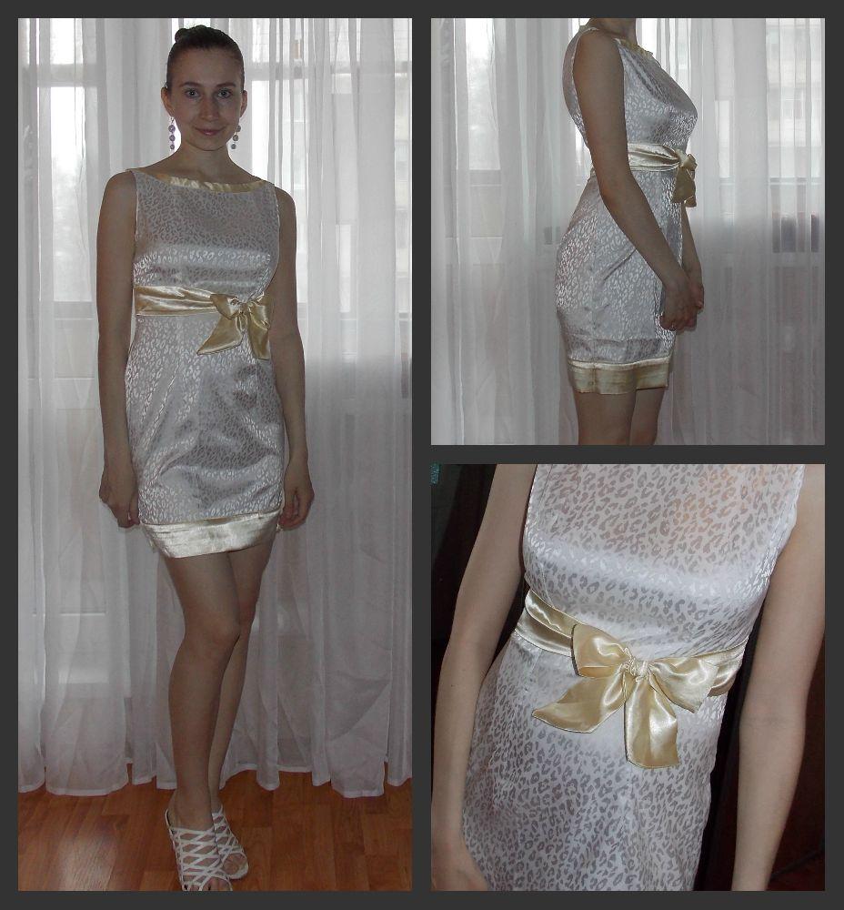 Платье «Весеннее вдохновение»