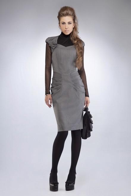 Моделирование нижней части платья