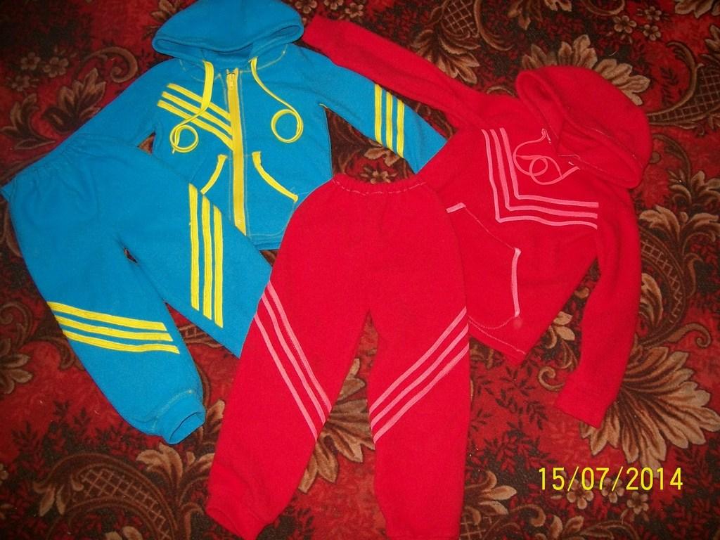спортивные костюмчики для своих малышей