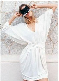 Крой платья в стиле Керри Бредшоу