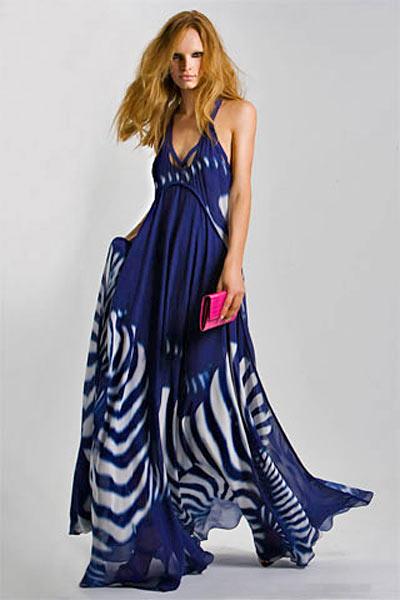 Моделирование платья (сарафана)