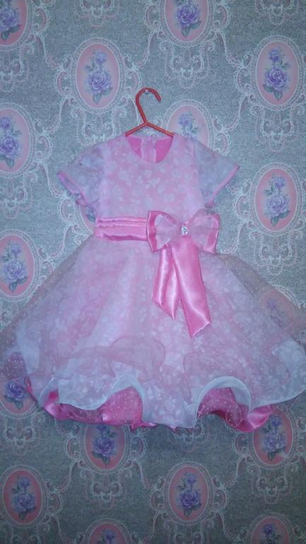 Платье принцессы)