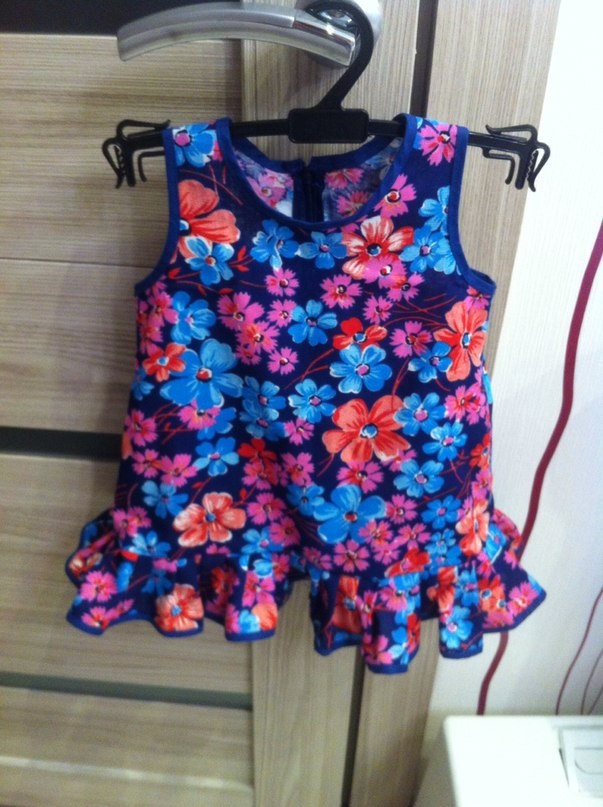 Платье для малышки:)