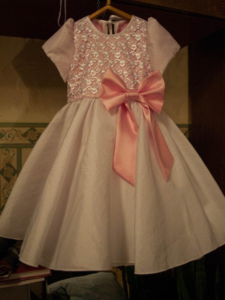 Платье для крестницы