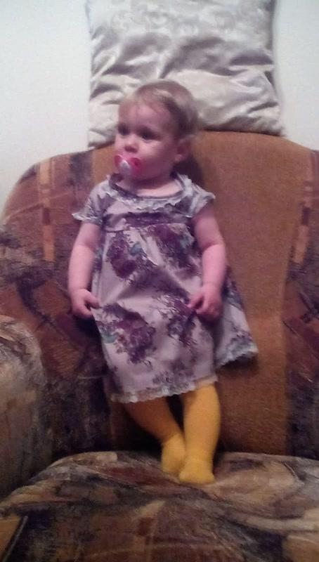 Платье племяшке
