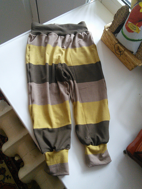 штаны на мальчика (92)