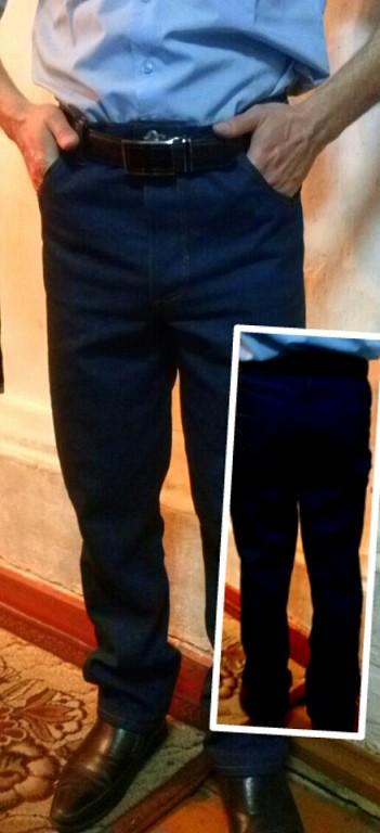 Мужских фасона классического выкройку джинсов