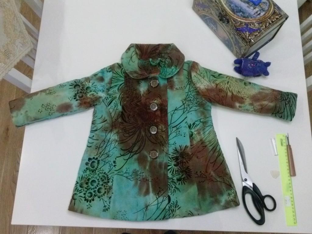 Выкройка пальто для девочки рост 116 фото 152