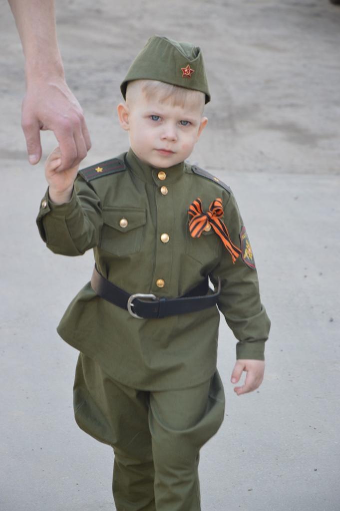 военная одежда для мальчика