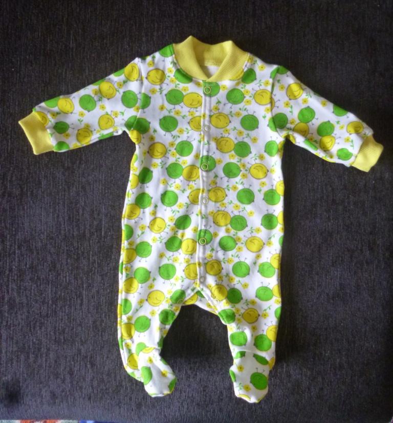 Комбез для новорождённого