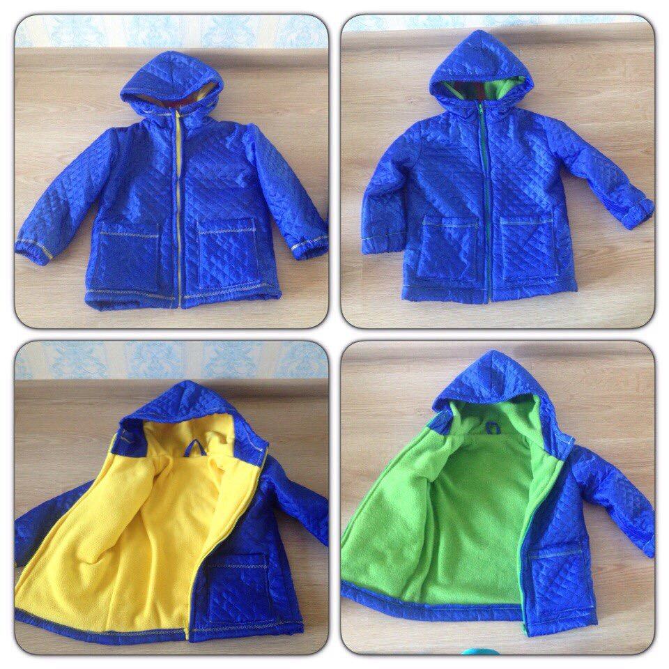 Курточки весна / осень для моих мальчиков