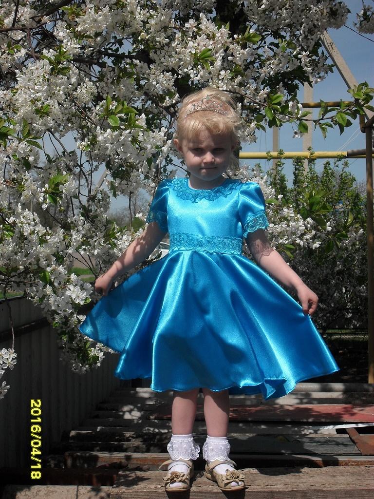 платье-мальвина